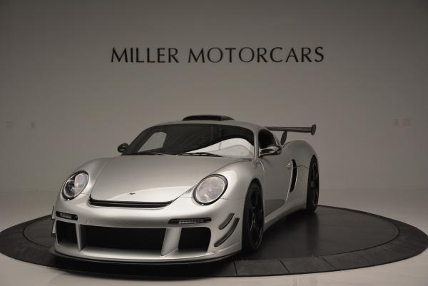 Used 2012 Porsche RUF CTR-3 Clubsport for sale Sold at Aston Martin of Greenwich in Greenwich CT 06830 1