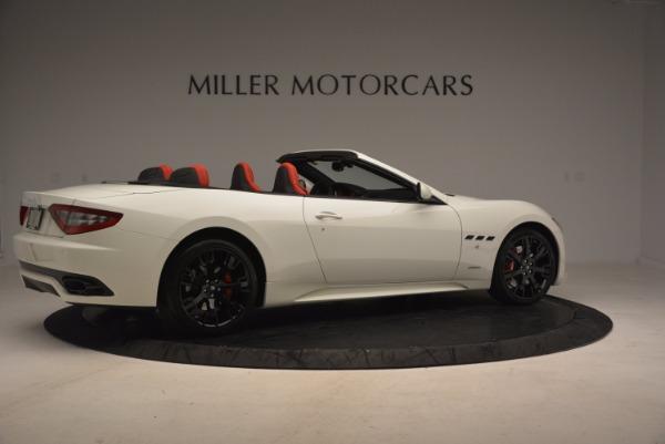 Used 2016 Maserati GranTurismo Sport for sale Sold at Aston Martin of Greenwich in Greenwich CT 06830 8