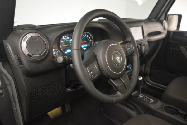 Used 2015 Jeep Wrangler Sport for sale Sold at Aston Martin of Greenwich in Greenwich CT 06830 18