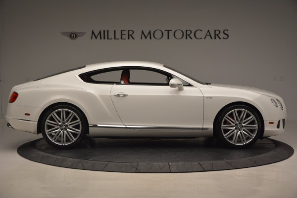 Used 2014 Bentley Continental GT Speed for sale Sold at Aston Martin of Greenwich in Greenwich CT 06830 10