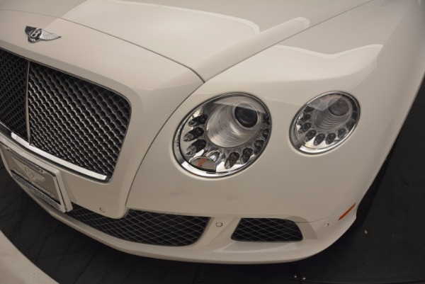 Used 2014 Bentley Continental GT Speed for sale Sold at Aston Martin of Greenwich in Greenwich CT 06830 17