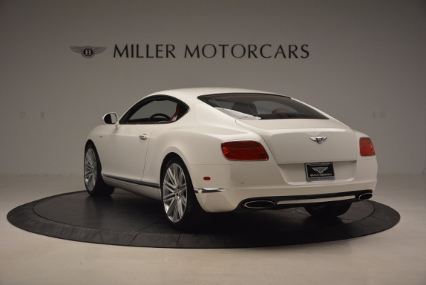 Used 2014 Bentley Continental GT Speed for sale Sold at Aston Martin of Greenwich in Greenwich CT 06830 6