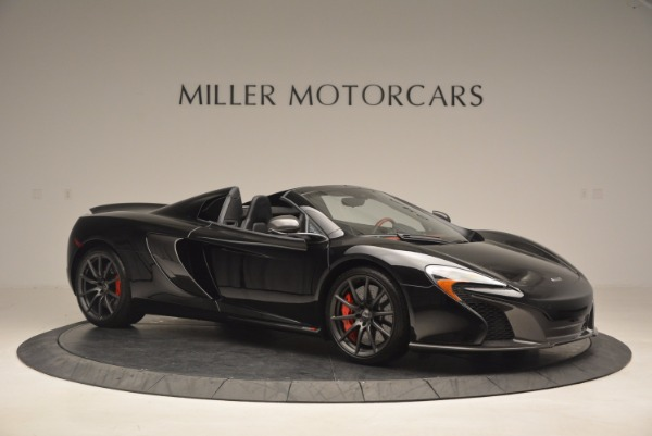 Used 2016 McLaren 650S Spider for sale Sold at Aston Martin of Greenwich in Greenwich CT 06830 10
