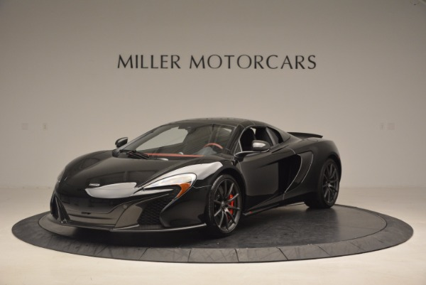 Used 2016 McLaren 650S Spider for sale Sold at Aston Martin of Greenwich in Greenwich CT 06830 13