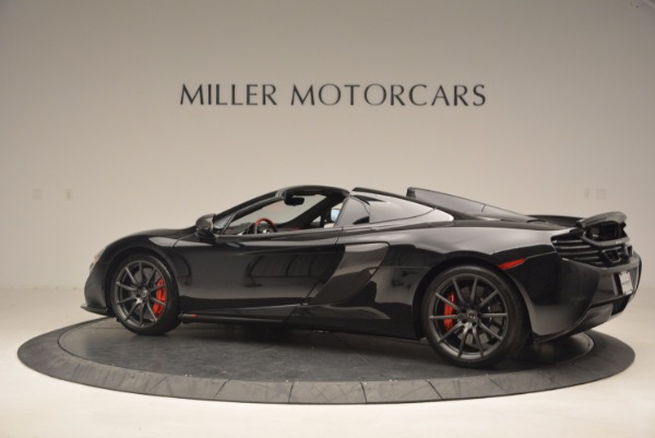 Used 2016 McLaren 650S Spider for sale Sold at Aston Martin of Greenwich in Greenwich CT 06830 4