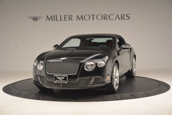 Used 2012 Bentley Continental GT W12 Convertible for sale Sold at Aston Martin of Greenwich in Greenwich CT 06830 14