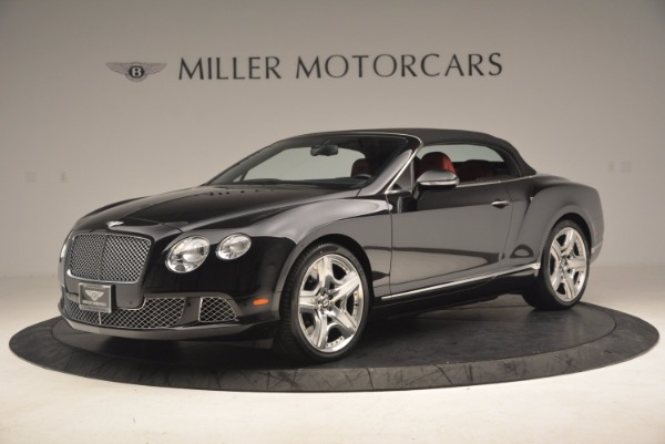 Used 2012 Bentley Continental GT W12 Convertible for sale Sold at Aston Martin of Greenwich in Greenwich CT 06830 15