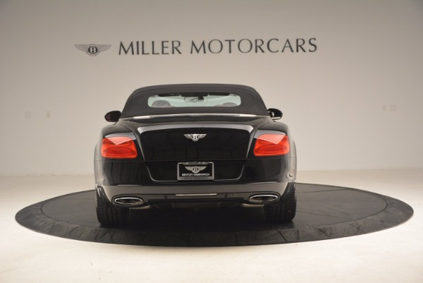 Used 2012 Bentley Continental GT W12 Convertible for sale Sold at Aston Martin of Greenwich in Greenwich CT 06830 19