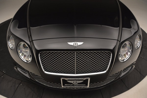 Used 2012 Bentley Continental GT W12 Convertible for sale Sold at Aston Martin of Greenwich in Greenwich CT 06830 25