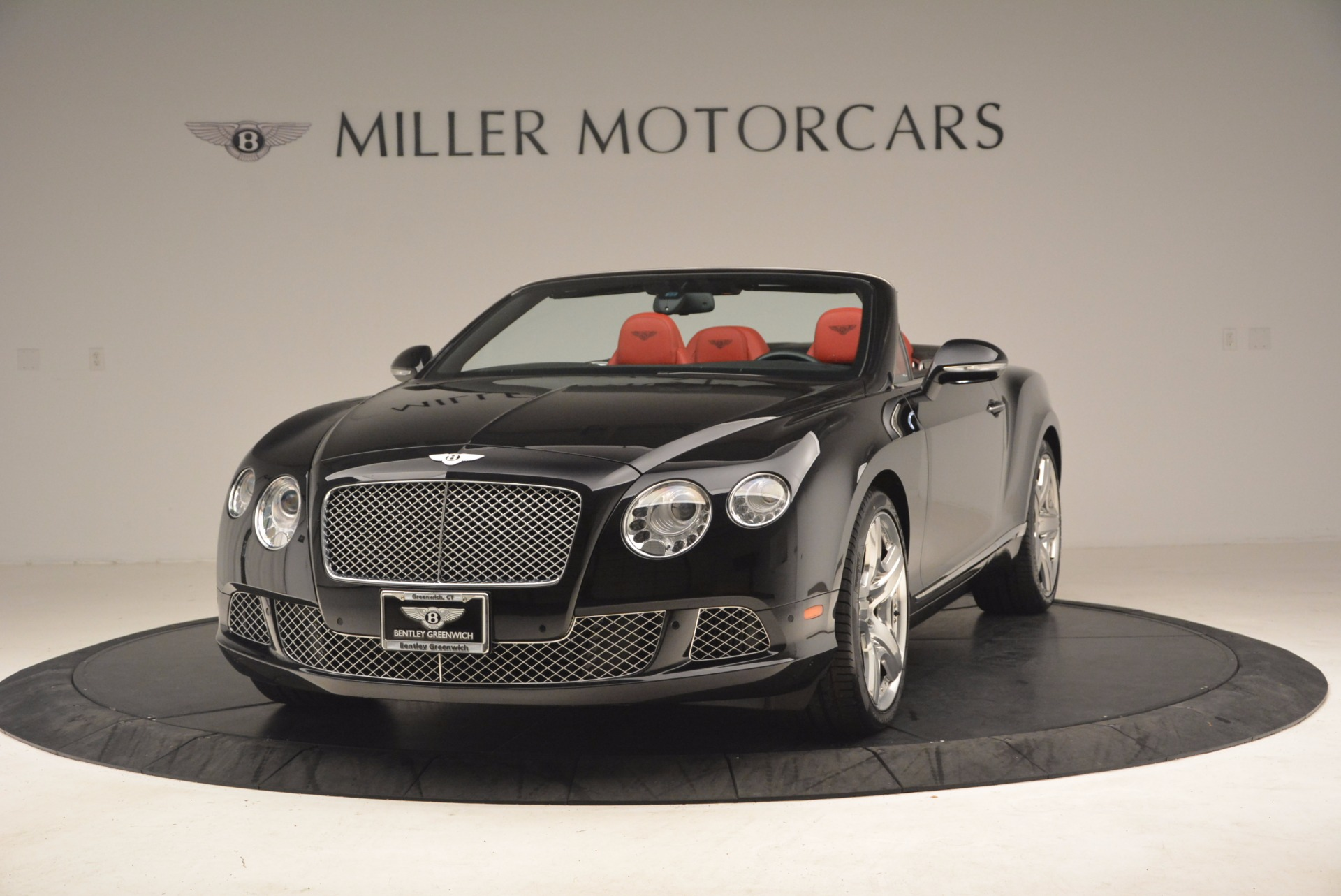 Used 2012 Bentley Continental GT W12 Convertible for sale Sold at Aston Martin of Greenwich in Greenwich CT 06830 1
