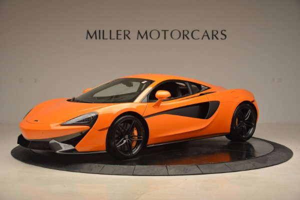 New 2017 McLaren 570S for sale Sold at Aston Martin of Greenwich in Greenwich CT 06830 2