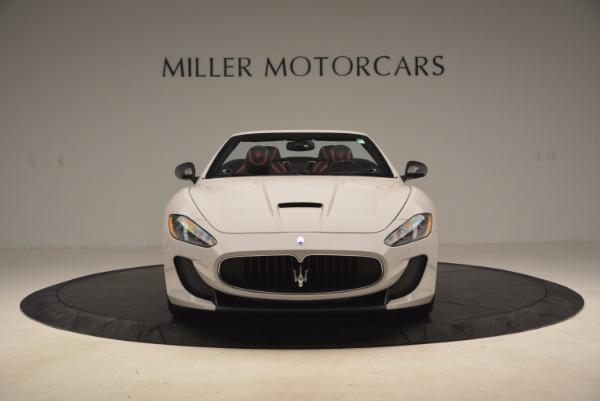 Used 2015 Maserati GranTurismo MC Centennial for sale Sold at Aston Martin of Greenwich in Greenwich CT 06830 12