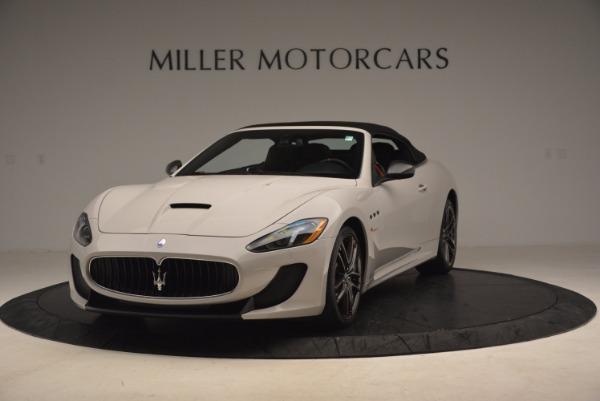 Used 2015 Maserati GranTurismo MC Centennial for sale Sold at Aston Martin of Greenwich in Greenwich CT 06830 13