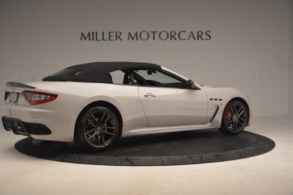 Used 2015 Maserati GranTurismo MC Centennial for sale Sold at Aston Martin of Greenwich in Greenwich CT 06830 20