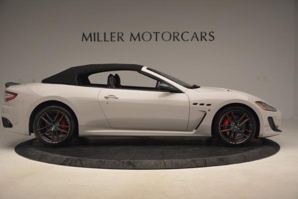 Used 2015 Maserati GranTurismo MC Centennial for sale Sold at Aston Martin of Greenwich in Greenwich CT 06830 21