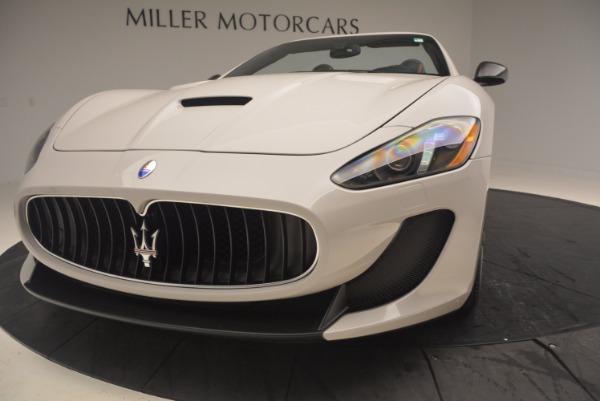 Used 2015 Maserati GranTurismo MC Centennial for sale Sold at Aston Martin of Greenwich in Greenwich CT 06830 25