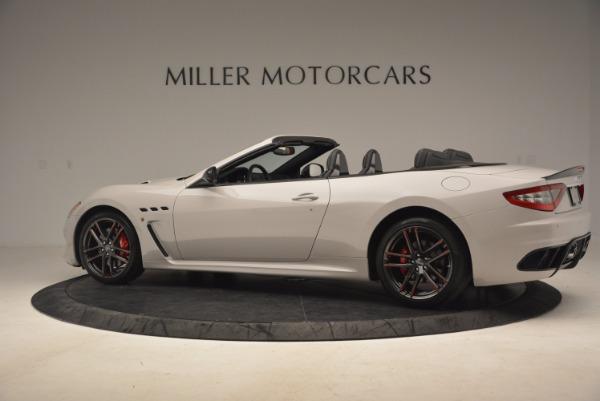 Used 2015 Maserati GranTurismo MC Centennial for sale Sold at Aston Martin of Greenwich in Greenwich CT 06830 4