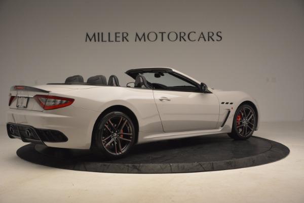 Used 2015 Maserati GranTurismo MC Centennial for sale Sold at Aston Martin of Greenwich in Greenwich CT 06830 8