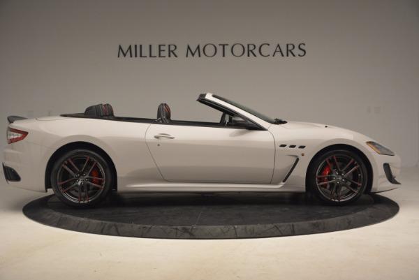 Used 2015 Maserati GranTurismo MC Centennial for sale Sold at Aston Martin of Greenwich in Greenwich CT 06830 9