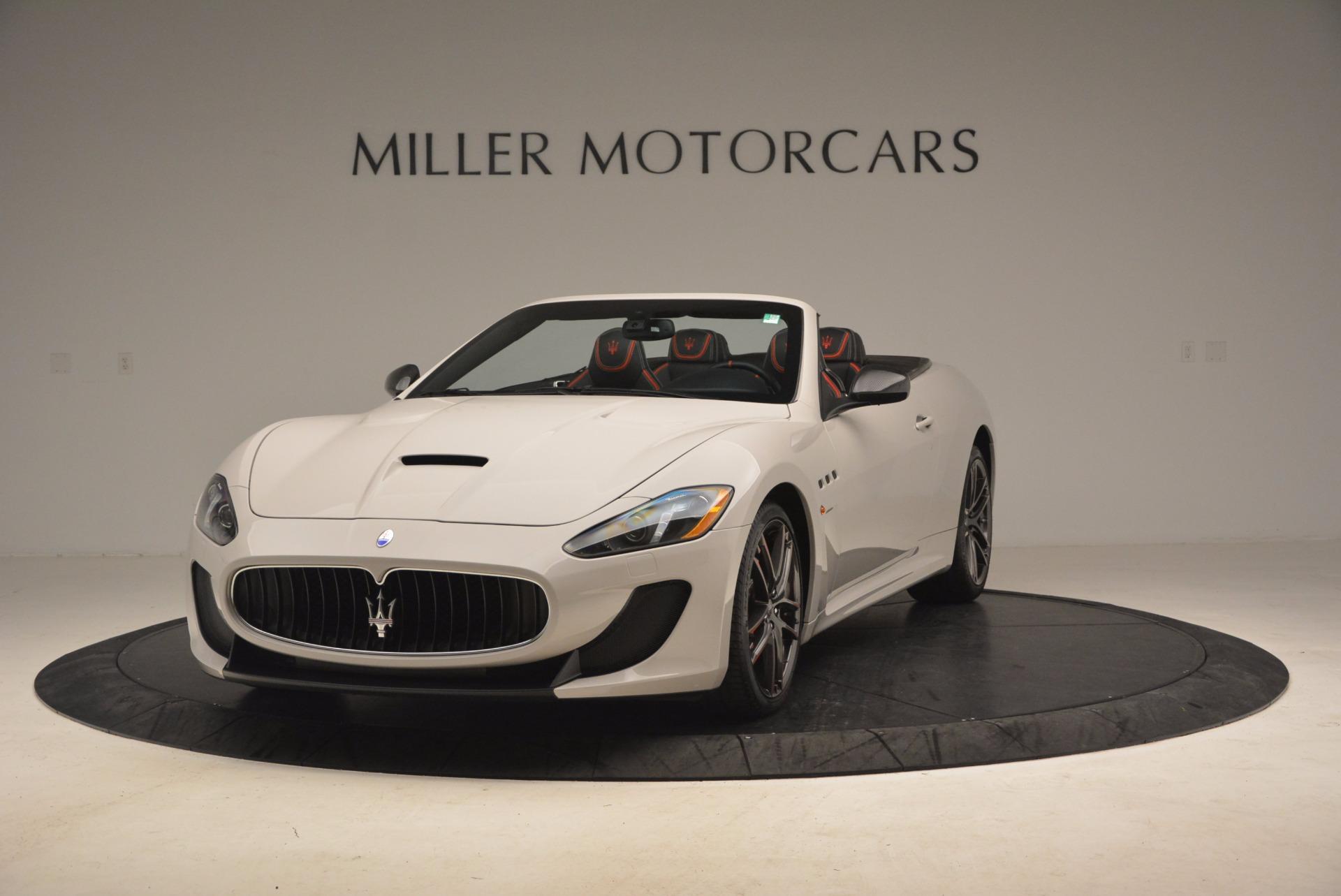 Used 2015 Maserati GranTurismo MC Centennial for sale Sold at Aston Martin of Greenwich in Greenwich CT 06830 1