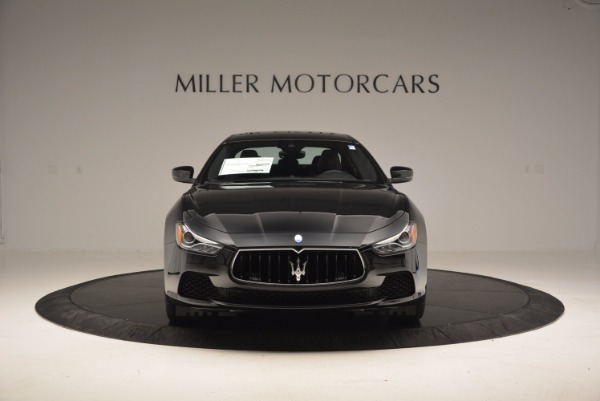 New 2017 Maserati Ghibli SQ4 for sale Sold at Aston Martin of Greenwich in Greenwich CT 06830 12