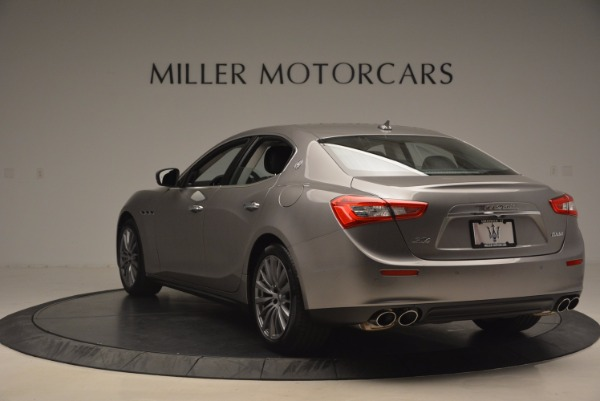 New 2017 Maserati Ghibli SQ4 for sale Sold at Aston Martin of Greenwich in Greenwich CT 06830 5