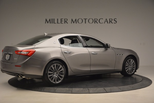 New 2017 Maserati Ghibli SQ4 for sale Sold at Aston Martin of Greenwich in Greenwich CT 06830 8