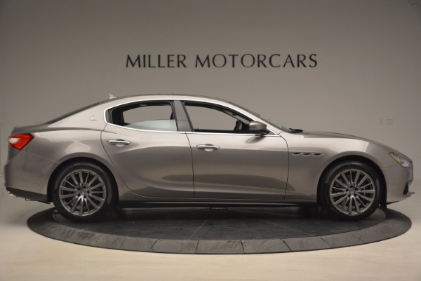New 2017 Maserati Ghibli SQ4 for sale Sold at Aston Martin of Greenwich in Greenwich CT 06830 9