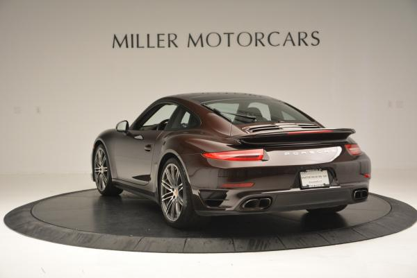 Used 2014 Porsche 911 Turbo for sale Sold at Aston Martin of Greenwich in Greenwich CT 06830 10