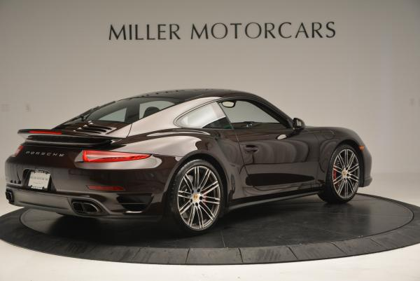 Used 2014 Porsche 911 Turbo for sale Sold at Aston Martin of Greenwich in Greenwich CT 06830 11