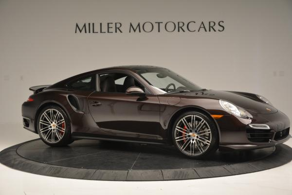 Used 2014 Porsche 911 Turbo for sale Sold at Aston Martin of Greenwich in Greenwich CT 06830 13