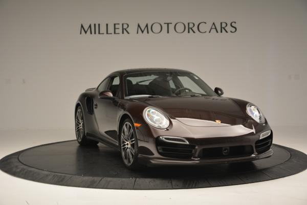 Used 2014 Porsche 911 Turbo for sale Sold at Aston Martin of Greenwich in Greenwich CT 06830 15