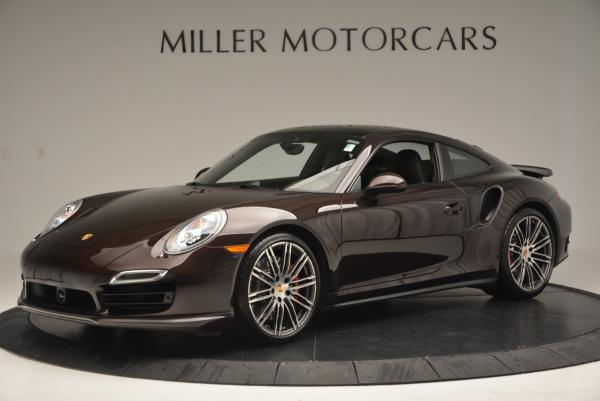 Used 2014 Porsche 911 Turbo for sale Sold at Aston Martin of Greenwich in Greenwich CT 06830 2