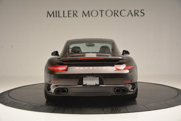 Used 2014 Porsche 911 Turbo for sale Sold at Aston Martin of Greenwich in Greenwich CT 06830 7