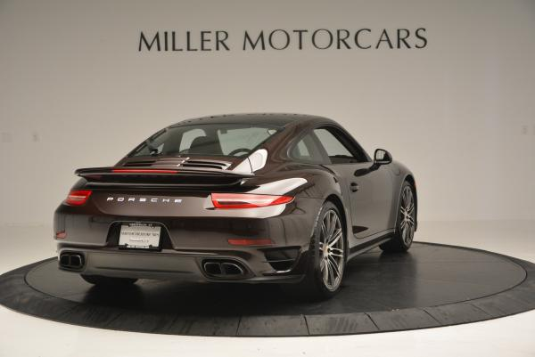 Used 2014 Porsche 911 Turbo for sale Sold at Aston Martin of Greenwich in Greenwich CT 06830 9