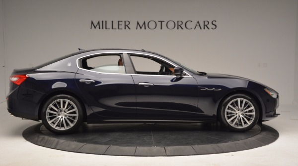 New 2017 Maserati Ghibli S Q4 for sale Sold at Aston Martin of Greenwich in Greenwich CT 06830 9