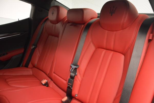 New 2017 Maserati Ghibli S Q4 for sale Sold at Aston Martin of Greenwich in Greenwich CT 06830 20