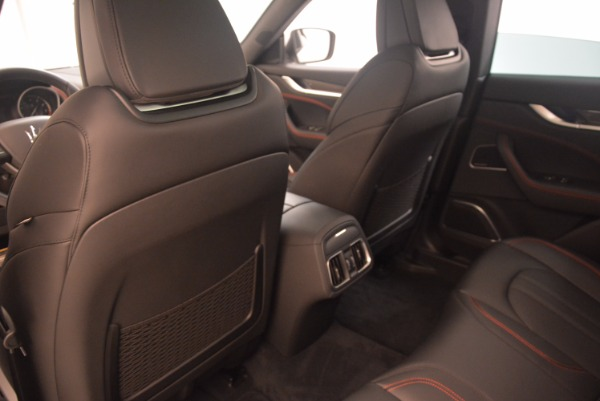 Used 2017 Maserati Levante S for sale Sold at Aston Martin of Greenwich in Greenwich CT 06830 17