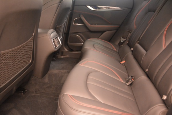 Used 2017 Maserati Levante S for sale Sold at Aston Martin of Greenwich in Greenwich CT 06830 18