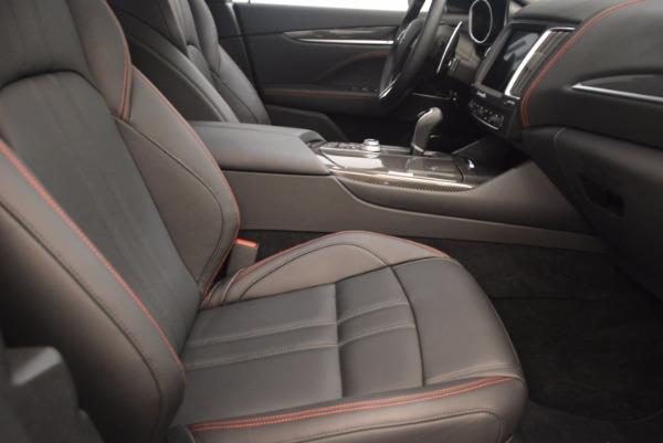 Used 2017 Maserati Levante S for sale Sold at Aston Martin of Greenwich in Greenwich CT 06830 21