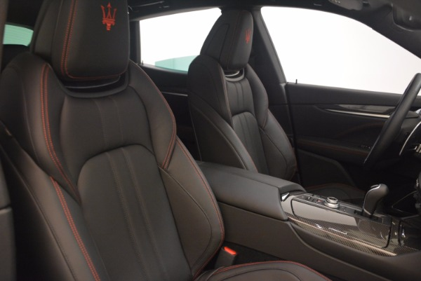Used 2017 Maserati Levante S for sale Sold at Aston Martin of Greenwich in Greenwich CT 06830 22