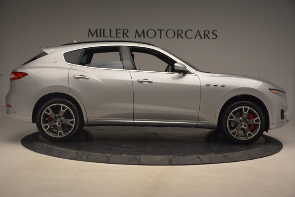 Used 2017 Maserati Levante S for sale Sold at Aston Martin of Greenwich in Greenwich CT 06830 9