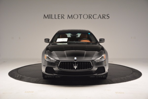 New 2017 Maserati Ghibli S Q4 EX-LOANER for sale Sold at Aston Martin of Greenwich in Greenwich CT 06830 12