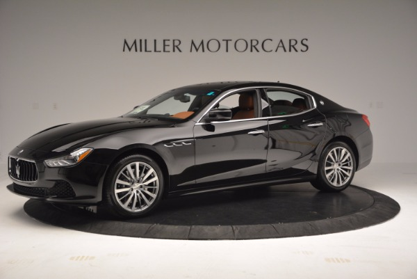 New 2017 Maserati Ghibli S Q4 EX-LOANER for sale Sold at Aston Martin of Greenwich in Greenwich CT 06830 2