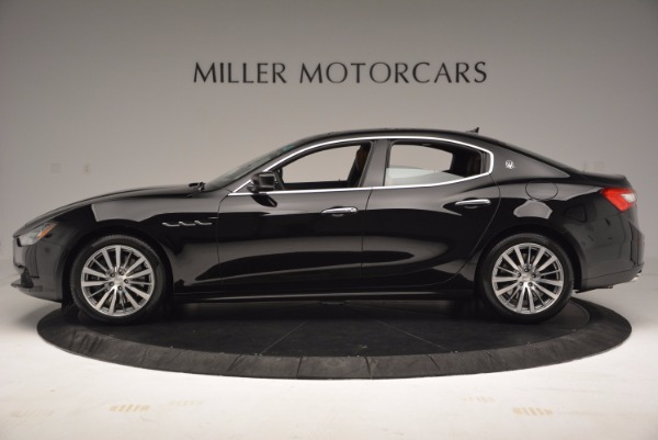 New 2017 Maserati Ghibli S Q4 EX-LOANER for sale Sold at Aston Martin of Greenwich in Greenwich CT 06830 3
