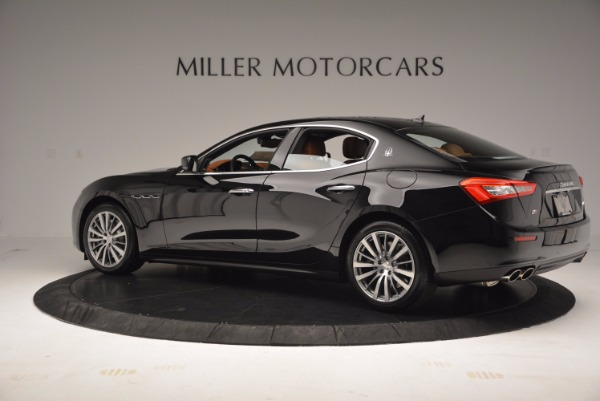 New 2017 Maserati Ghibli S Q4 EX-LOANER for sale Sold at Aston Martin of Greenwich in Greenwich CT 06830 4