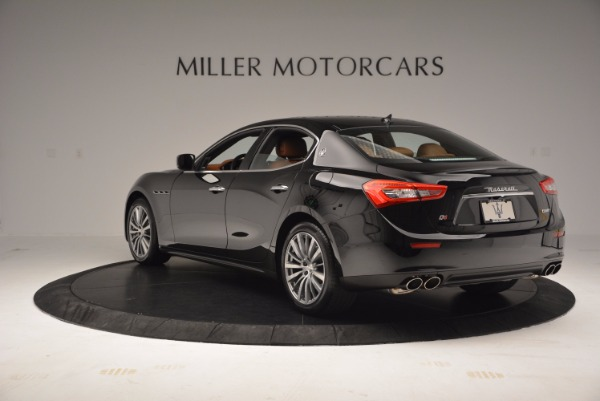 New 2017 Maserati Ghibli S Q4 EX-LOANER for sale Sold at Aston Martin of Greenwich in Greenwich CT 06830 5