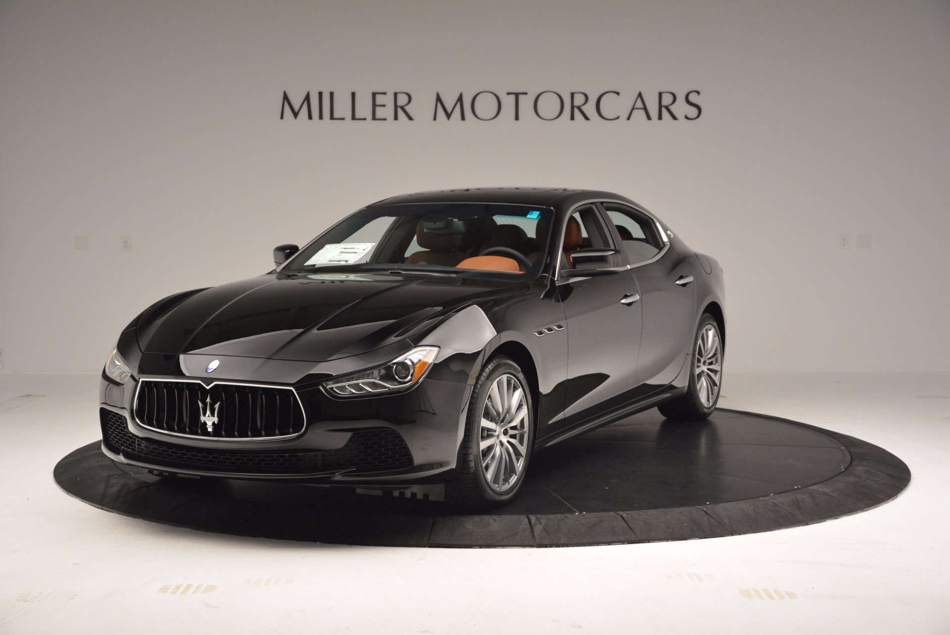 New 2017 Maserati Ghibli S Q4 EX-LOANER for sale Sold at Aston Martin of Greenwich in Greenwich CT 06830 1