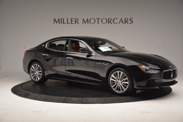 New 2017 Maserati Ghibli S Q4 EX-Loaner for sale Sold at Aston Martin of Greenwich in Greenwich CT 06830 10