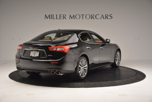 New 2017 Maserati Ghibli S Q4 EX-Loaner for sale Sold at Aston Martin of Greenwich in Greenwich CT 06830 7
